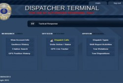Dispatch Call / Alarm Response Types – Dispatch